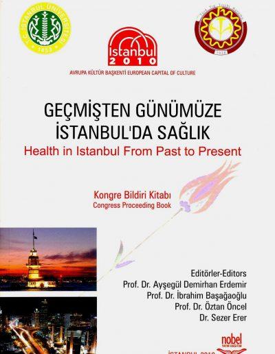 11. Türk Tıp Tarihi Kongresi (İstanbul, 3-6 Kasım 2010)