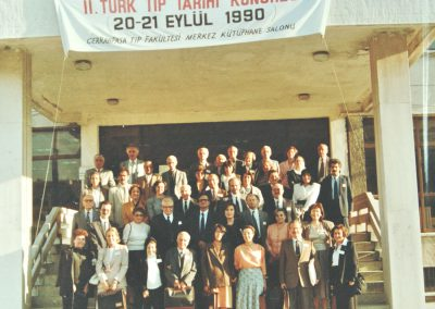 2. Türk Tıp Tarihi Kongresi Ist 1990 (1)