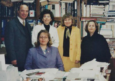 2000 -2002 Yönetim Kurulu
