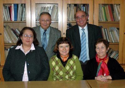 2007 -2008 Yönetim Kurulu