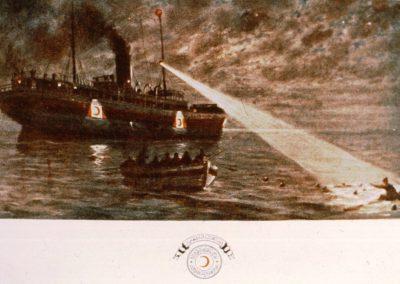 Hilal-i Ahmer Cemiyeti Kartpostalı (11)