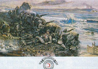 Hilal-i Ahmer Cemiyeti Kartpostalı (14)
