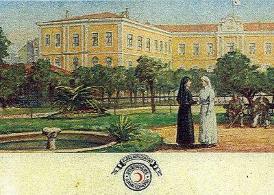 Hilal-i Ahmer Cemiyeti Kartpostalı (9)