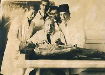 Tıbbiye Anatomi dersleri (1)